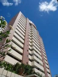 Porte de Lyon, apartamento com 4 dormitórios à venda, 198 m² por R$ 840.000 - Dionisio Tor