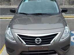 Nissan Versa 1.6 16v flex v-drive plus xtronic