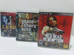 Games Originais Playstation 3