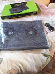 Vendo cooler para notebook na caixa nunca usado