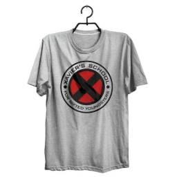 Camiseta Xavier Institute X-Men Marvel