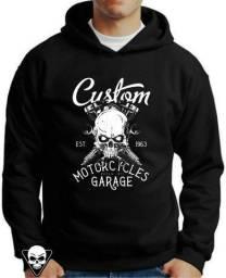 Moletom custom motocicles