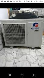 Ar condicionado cassete 24000 btus