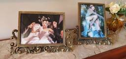 Eternize seus momentos nestes dois porta-retratos incríveis!!