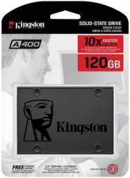 SSD (Disco sólido interno Kingston) 120GB Lacrado