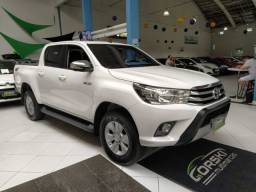 Toyota Hilux 2.8 Turbo Srv 4x4 Diesel Aut. Muito Nova