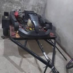 Kart + carrocinha