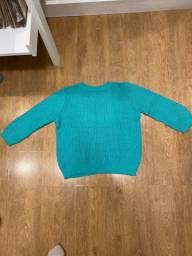 Blusãozinho tricot muito de qualidade