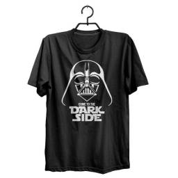 Camiseta Come to the Dark Side Star Wars