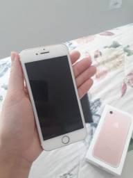 Iphone 7 32gb rose - Sem nenhum arranhão bem conservado