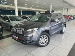 Jeep Cherokee Limited 3.2 4x4 V6 Aut. Cinza