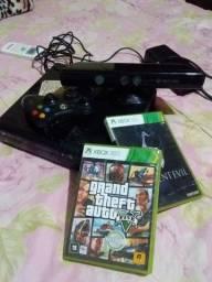 Xbox 360 com kitnect