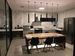 Casa no Condomínio Alphaville Petrolina #4 dormitórios #com móveis planejados