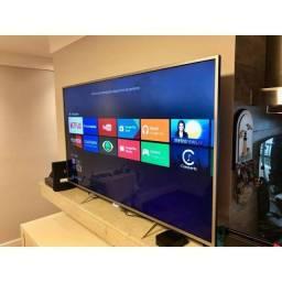 Smart TV Philips 50 Polegadas 4K !!