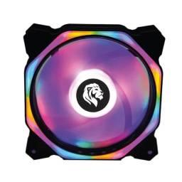 Fan Cooler Hayom Ventoinha FC1301 Led RGB - Imperium Informatica