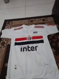 Camisa do São Paulo fc tamanho P