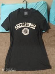Camisa Abercrombie Tam M original