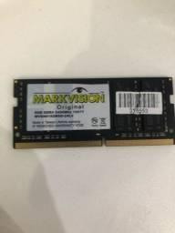 Memória DDR4 8gigas