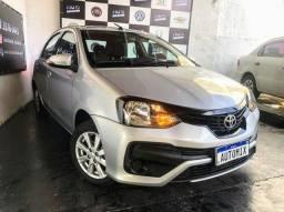 Título do anúncio: Toyota Etios Sedan