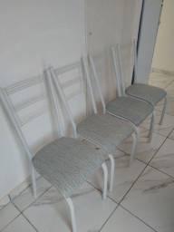 Título do anúncio: Jogos com  4 Cadeiras tubo lar