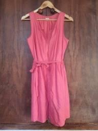 Título do anúncio: Vestido rosa GAP