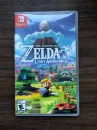 Vendo ou troco Zelda: Link Awakening de Nintendo Switch