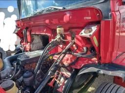 Caminhão MB Truck Bau
