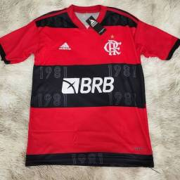 Camisa do flamengo 1981 (p ao GG) entrega gratuita para toda João pessoa