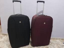 2 malas de viagem - tamanho G