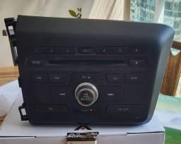 Título do anúncio: Rádio Original Honda Civic 2015