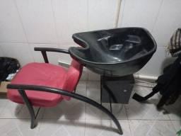 Título do anúncio: Vendo lavatório com aquecedor de água,
