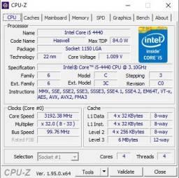 Kit Upgrade i5 + Placa Mãe + 8GB Memória RAM