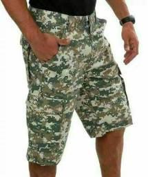 Título do anúncio: Vendo Bermuda Tática Camuflada