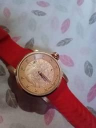 V ou t relógio