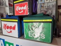 Mochila Bag Térmica Delivery