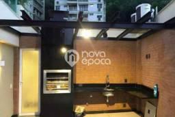 Apartamento à venda com 3 dormitórios em Lagoa, Rio de janeiro cod:CP3CB43634