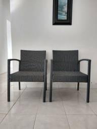 Cadeira de Terraço Cada 2 R$ 150 ou Cada 1 R$ 100 Usado