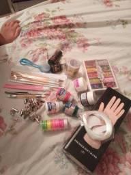 Kit manicure kit acrigel
