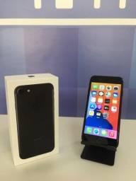 iPhone 7 32gb black completo na caixa
