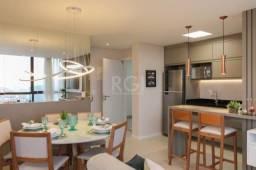 Apartamento à venda com 2 dormitórios em Centro, Torres cod:OT7778