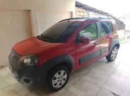 Título do anúncio: Fiat Uno Quitado 2014