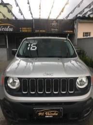 Jeep Renagade Sport 1.8 Completo 2016 Muito Novo