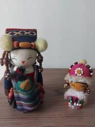 Título do anúncio: Bonecas japonesas