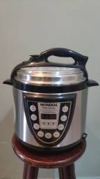 Título do anúncio: Panela de pressão elétrica Mondial 5l