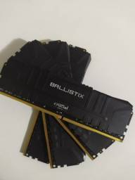Memoria RAM crucial ballisticx 16gb 2400Mhz DDR4
