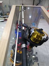 Título do anúncio: Kit pescaria conjunto ótimo para pesca?