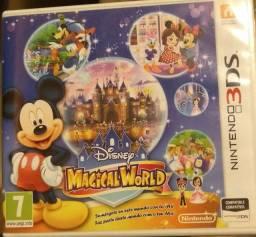 Título do anúncio: Jogo para 3DS Disney Magical World