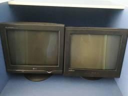 Lote de 12 monitores de 17 polegadas (60,00 o lote)