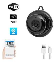Mini câmera wi-fi