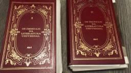 Título do anúncio: Coleção de livros clássicos da literatura Mundial